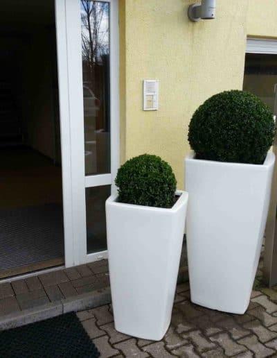 Kunststoff Bodenvase Degardo