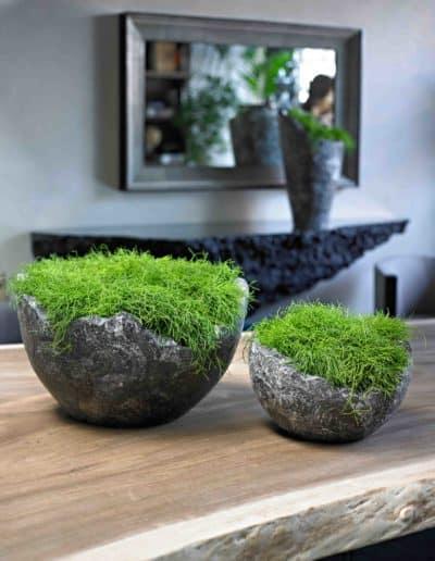 Vase Wavy Bowl small