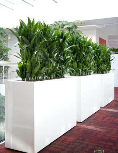 Kunststoff Bodengefäß