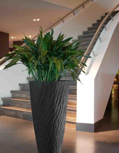 Ember Pattern Vase