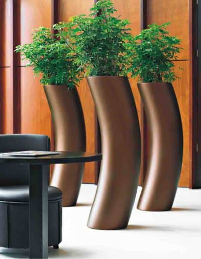 Presix Pflanzen Bodenvase