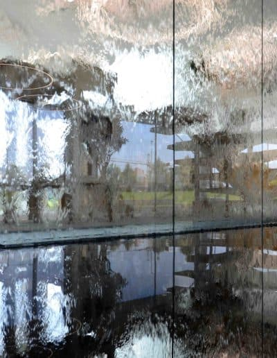 Wasserwand Muenzing Chemie